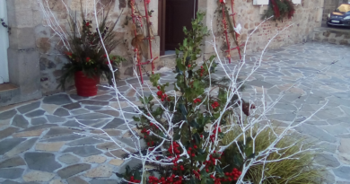 décoration - rouffiac - cantal